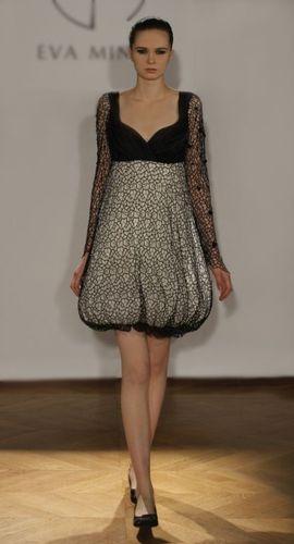 Ewa Minge na Paris Fashion Week