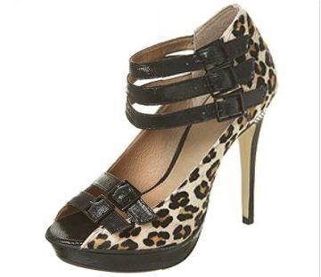 Trend: buty w zwierzęce wzory