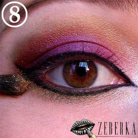 Orientalny makijaż, czyli arabic make up