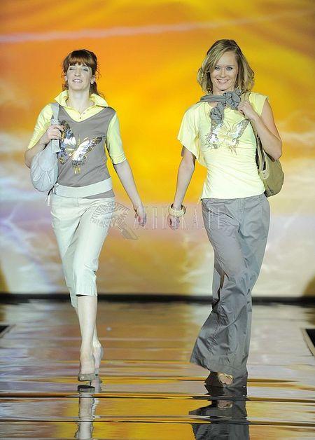 Pokaz mody Olsen