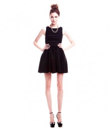 Lauren Conrad dla Paper Crown S/S 2012