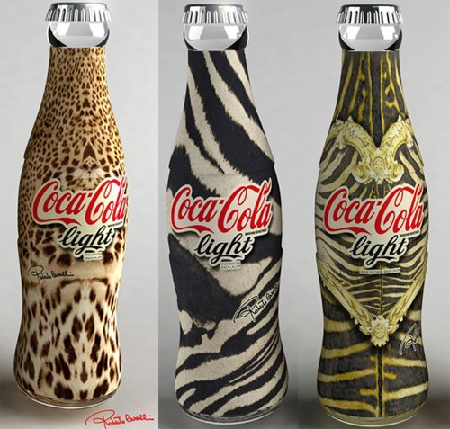 Roberto Cavalli Coca Cola Light
