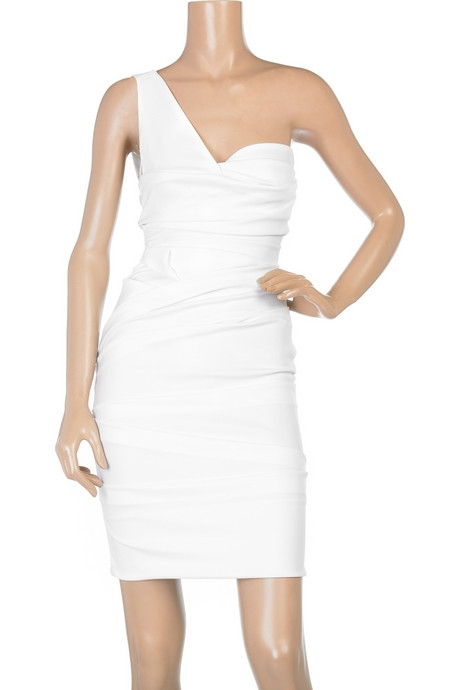 Sukienki i suknie na jedno ramię