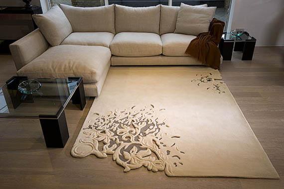 najciekawsze chodniki, maty i dywany