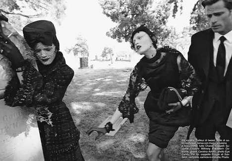 August 2008 Vogue Italia
