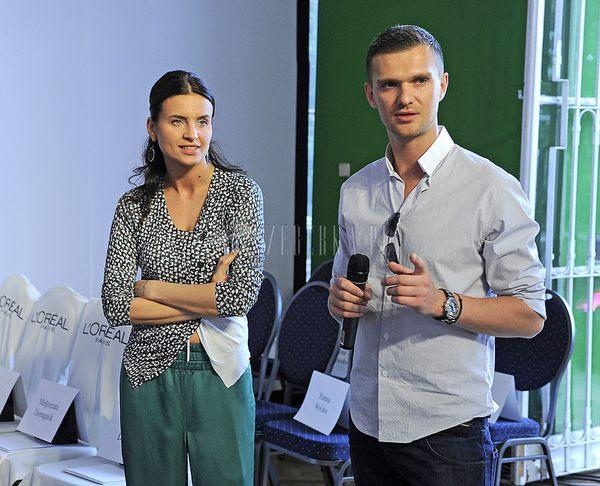Edyta Górniak i jej chusteczka