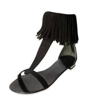 Trend: buty z grzywką