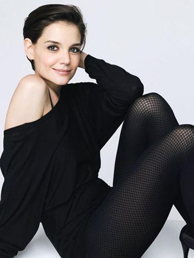 Katie Holmes dla Glamour