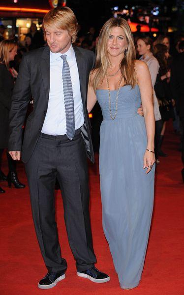Jennifer Aniston: szykowna za dnia i wieczorem