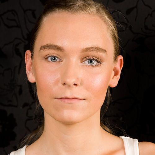 Makijaż dla blondynek z jasną cerą