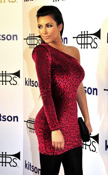 Aubrey O'Day vs. Kim Kardashian