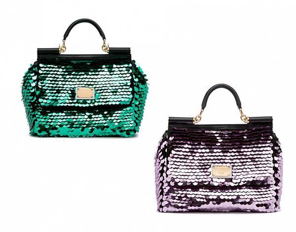 Dolce & Gabbana torebki AW 2011