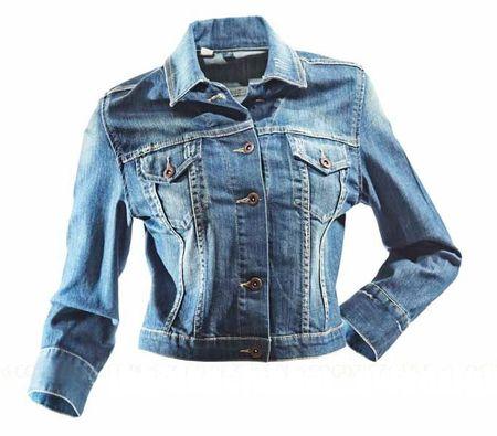 Wiosenne kurtki - kolekcja 2009