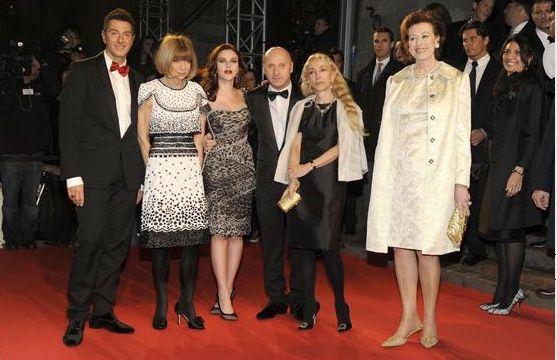 Anna Wintour wybrała Chanel