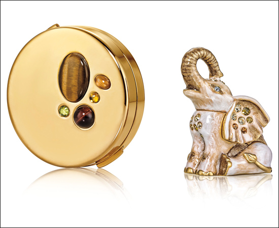Estee Lauder Holiday Compacts 2011