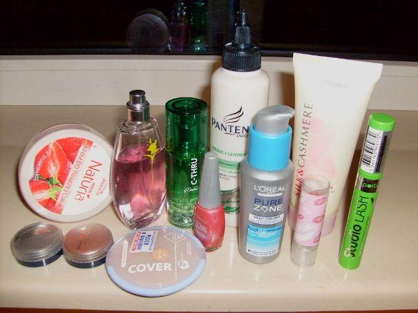 Wasze kosmetyczki