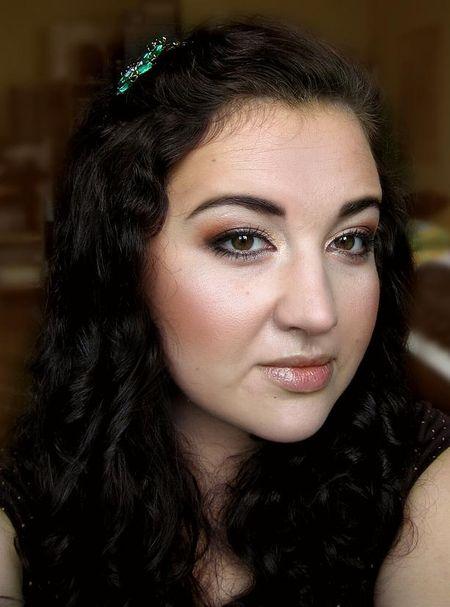 Subtelny makijaż na wiosnę