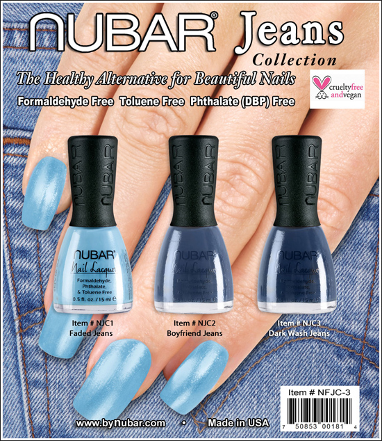 Nubar Jeans Collection