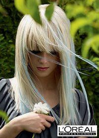 Fryzury L'Oreal na wiosnę 2009