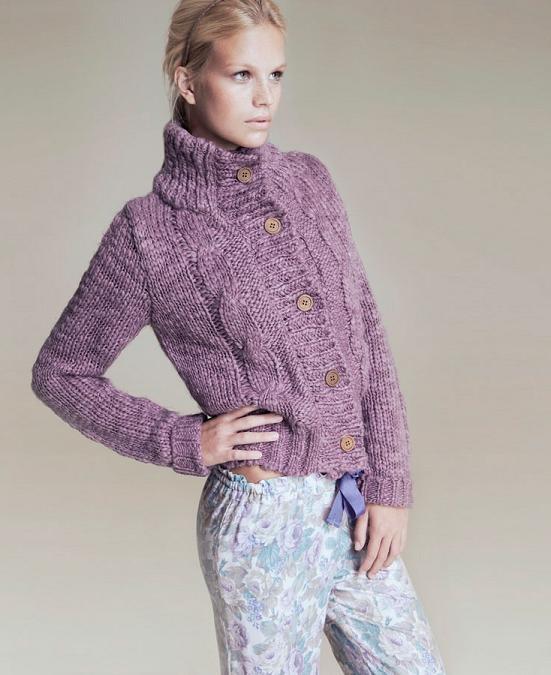Oysho Loungewear Oct 2011