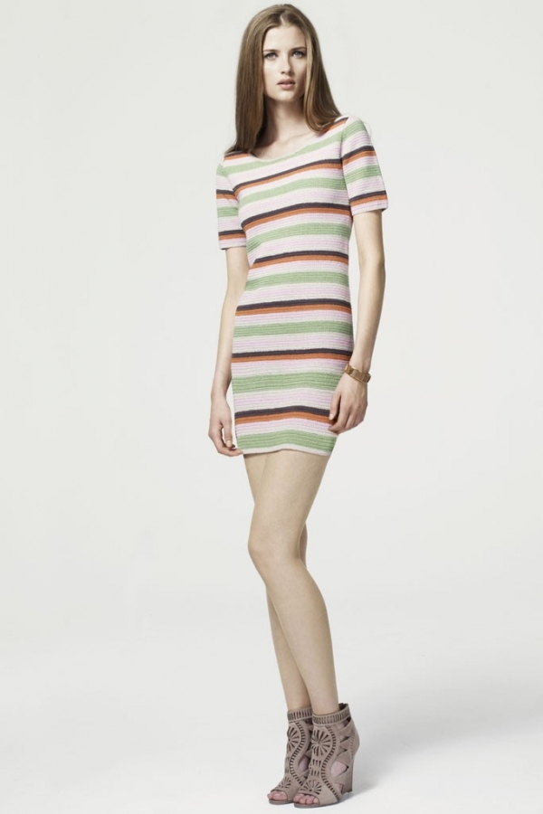 Claudia Schiffer SS 2012