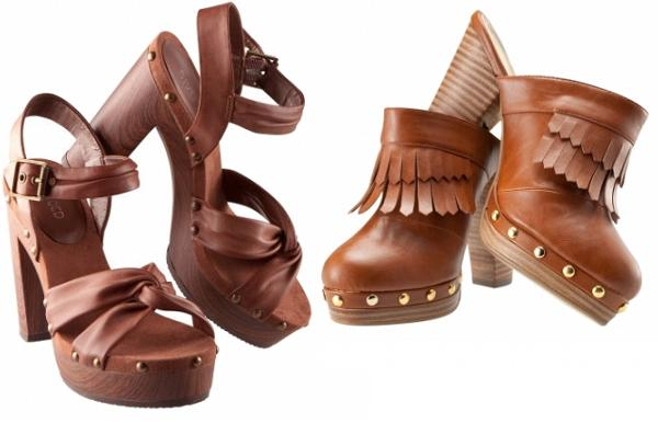H&M Shoes AW 2011