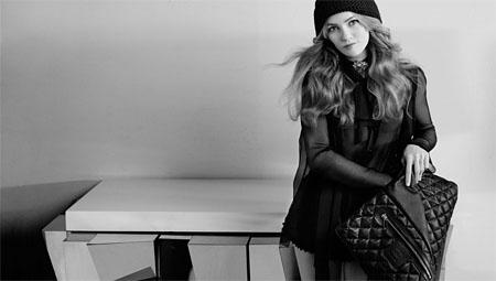 Vanessa Paradis w kampanii Chanel