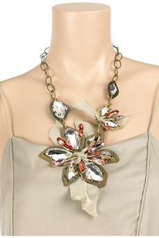 Kwiatowa biżuteria