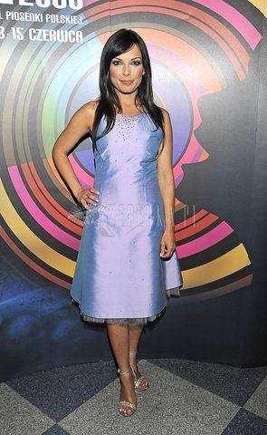 opole 2008 festiwal w opolu kreacje sukienki