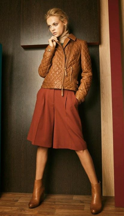Massimo Dutti Oct 2011 Lookbook