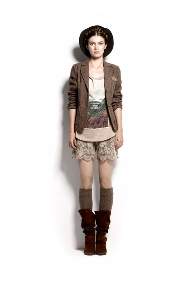 Pull & Bear Oct 2011 Lookbook