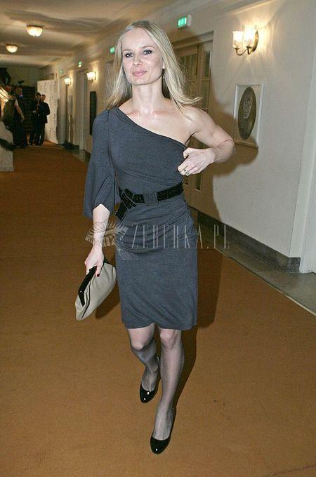 Zawsze modna Magdalena Cielecka