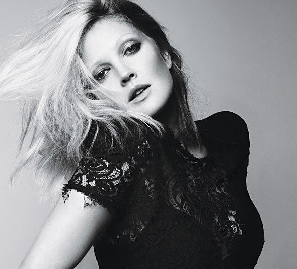 Seksowne oblicze Drew Barrymore