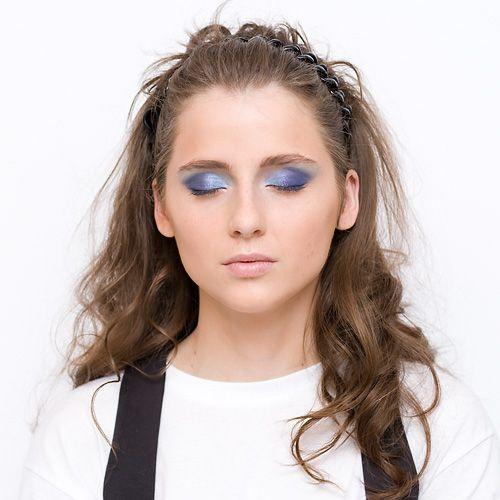 Electric Blue – makijaż na specjalne okazje!