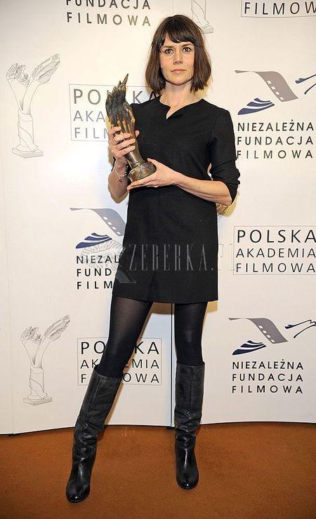 Świetne nogi Małgorzaty Szumowskiej