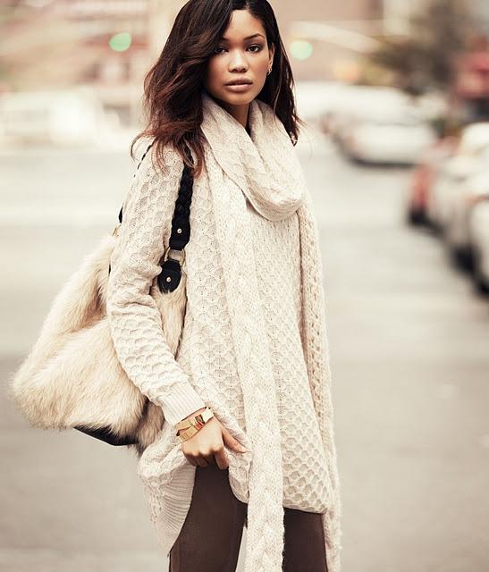 Chanel Iman dla H&M