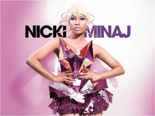 Nicki Minaj for OPI
