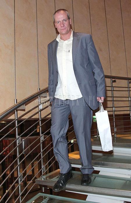 najlepiej ubrany mężczyzna na gali magazynu gentleman