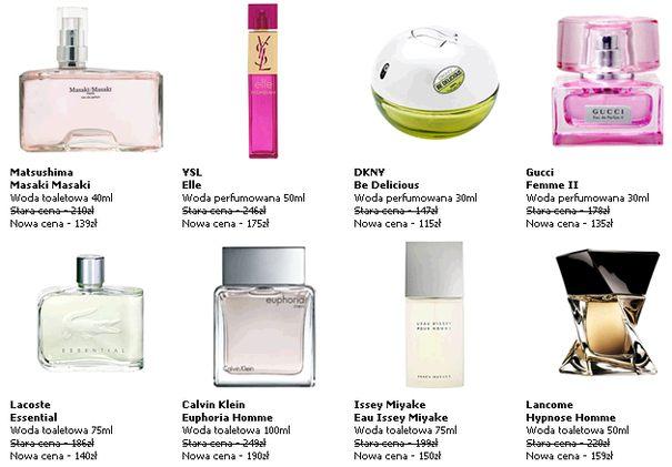Wielka obniżka cen perfum w Sephorze