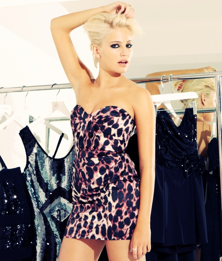 Pixie Lott dla Lipsy London AW 2011