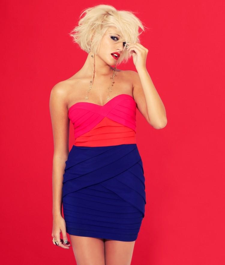 Pixie Lott dla Lipsy London AW 2011