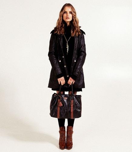 Stradivarius November 2011 Lookbook