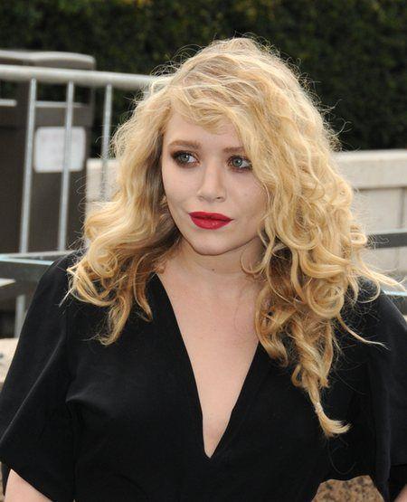 Mary Kate Olsen w wydaniu glamour