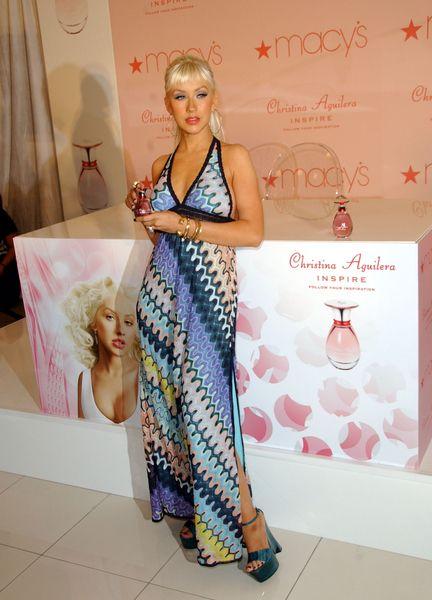Nowe perfumy Christiny Aguilery