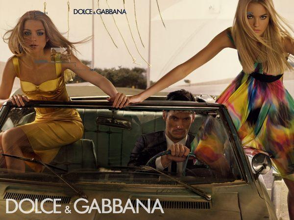 Dolce & Gabbana - babie lato 2008