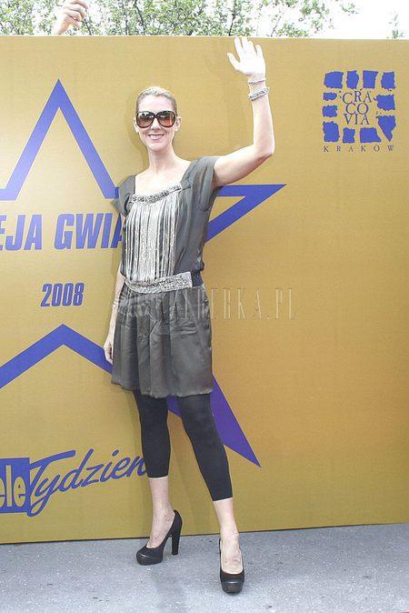 Celine Dion w Krakowie