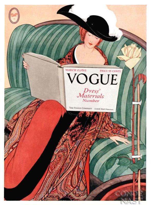 Okładki Vogue