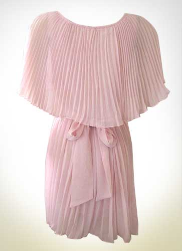 Plisowana sukienka F.Z.Y.
