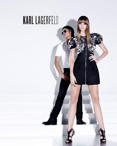 Karl Lagerfeld S/S 2010