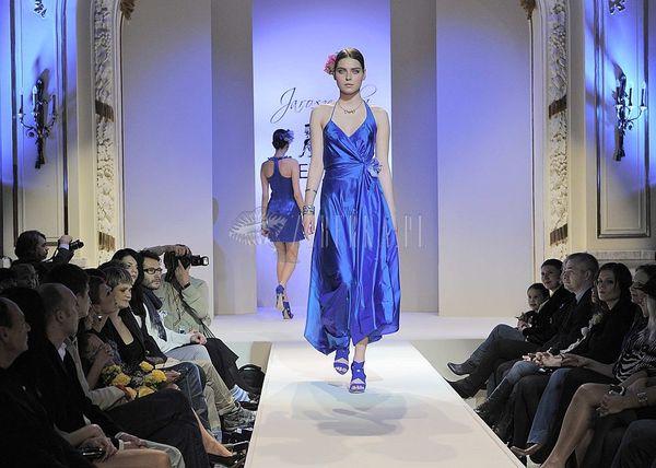 Pokaz mody Natalii Jaroszewskiej